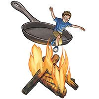 out of the frying pan into the fire LELB Society