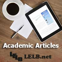 Academic Articles LELB Society