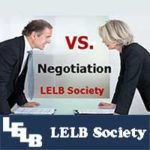 English Negotiation Print Books vs. E-books