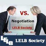 English Negotiation Print Books vs. E-books