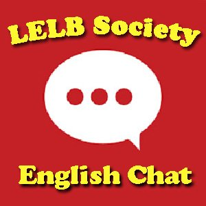 English Chat for IELTS and TOEFL LELB Society