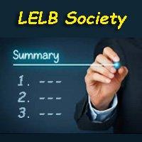 summary writing LELB Society