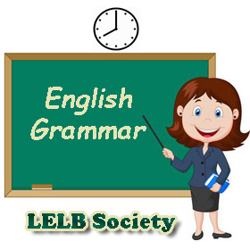 English Grammar LELB Society