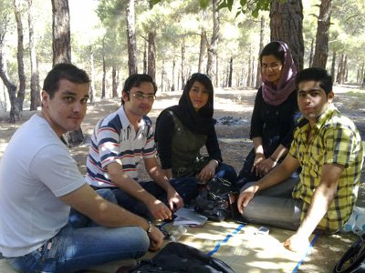 English Tours in Iran Chitgar Park LELB Society