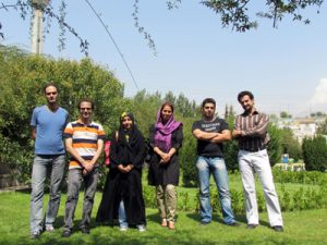 English Tours in Iran Goftegou Park LELB Society