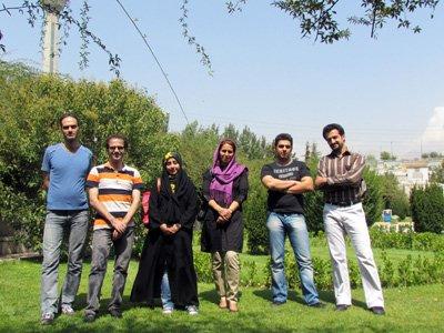 English Tours in Iran Goftegou Park LELB Society