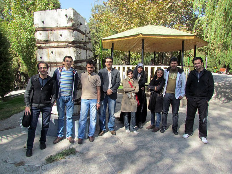 English Tours in Iran LELB Society Sample 2