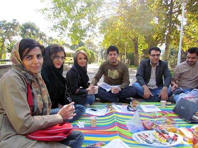 English-Toursin-Iran-Saie-Park 1 LELB Society
