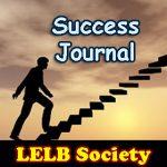 Transform Your Life Success Journal