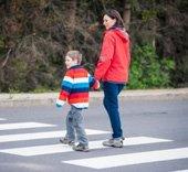 Pedestrian   English Flashcard for Pedestrian - LELB Society