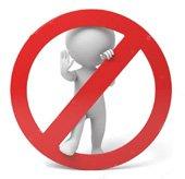 Forbid | English Flashcard for Forbid - LELB Society