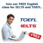 Free English Class on Practicing English