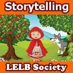 English Storytelling on the Red Shoes