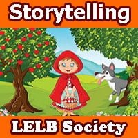 English Storytelling on the Little Red Riding Hood