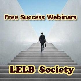 Free Success Webinars
