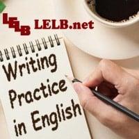 Writing-Practice on boosting creativity