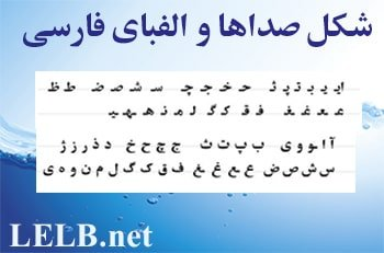 شکل صداها و الفبای فارسی در آموزش به غیر فارسی زبان ها