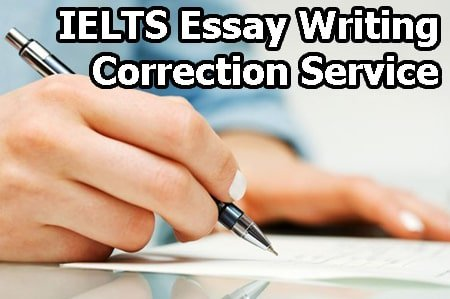 IELTS Essay Writing Correction Service for Band 9