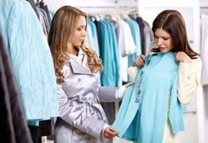 مکالمه فارسی خرید لباس