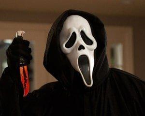 Horror - English Flashcard for Horror