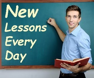 New Lessons Every Day for the Members-min