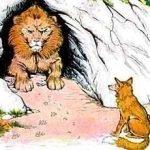Beard the lion in his den