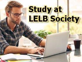 Study at LELB Society.