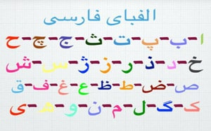 Learn Persian Alphabet and Sounds