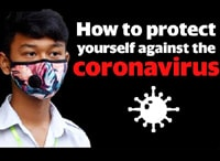 Protect yourself against Coronavirus and stay immuned health care for the public