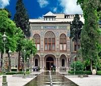 visit Golestan Palace in Iran