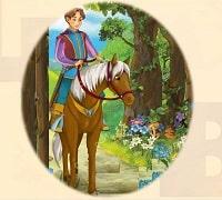 گم شدن شاهزاده در جنگل