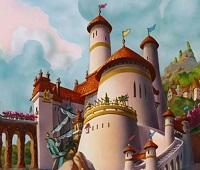 شاهزاده در قصر