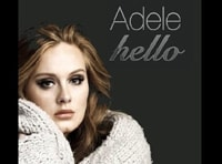 Hello by Adele English song with lyrics to practice the oral skills and vocabulary
