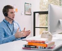 تدریس آنلاین زبانهای خارجی برای کسب درآمد و شهرت جهانی