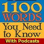 1100 فلش کارت برای 1100 واژه