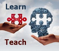 Learn Anything Online Together - learn and let others learn as well in our online campaign to learn together
