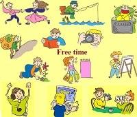free Time in Farsi