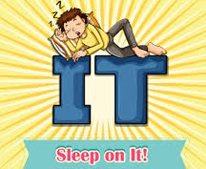 Sleep on it 1100 words you need to know week 26 day 4 at LELB Society with flashcards for GRE, IELTS & TOEFL