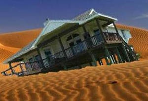 Built upon sand 1100 words you need to know week 44 day 1 at LELB Society for GRE, TOEFL & IELTS