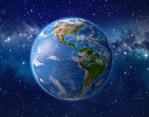 Learn Persian about Earth with podcast and selected text at LELB Society