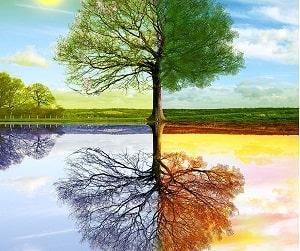 four Seasons in Persian