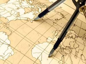 Cartography GRE Vocabulary Flashcard at LELB Society