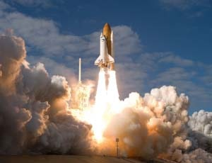 English Documentary on Space Rockets at LELB Society with Transcript and flashcards for IELTS & TOEFL
