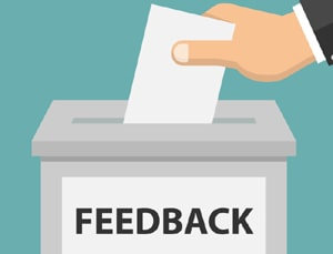 Feedback Box at LELB Society