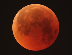 English Documentary on Lunar Eclipse with Transcript and Flashcards at LELB Society for listening and reading practice