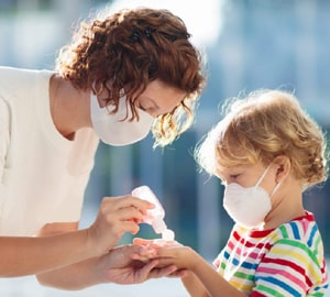 Learn Persian Online at LELB Society about Hygiene Factors against CoronaVirus for Kids
